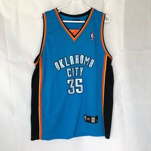 NBA Durant  35 Oklahoma City Jersey NEW